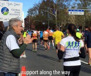toni blanchard nyc marathon