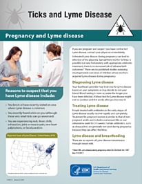 CDC_pregnancy and lyme disease