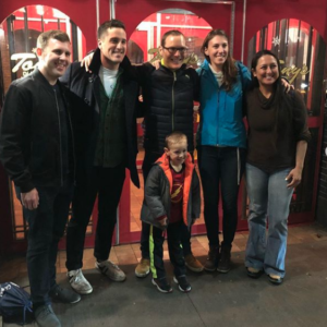 Team Dinner_NYC Marathon 2018