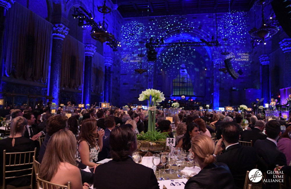 Full house at Cipriani