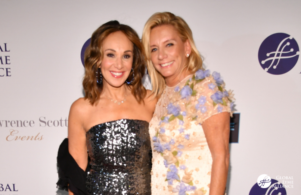 Rosanna Scotto, Honoree Karen Kelly